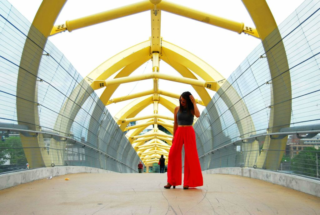 Yellow Bridge 7